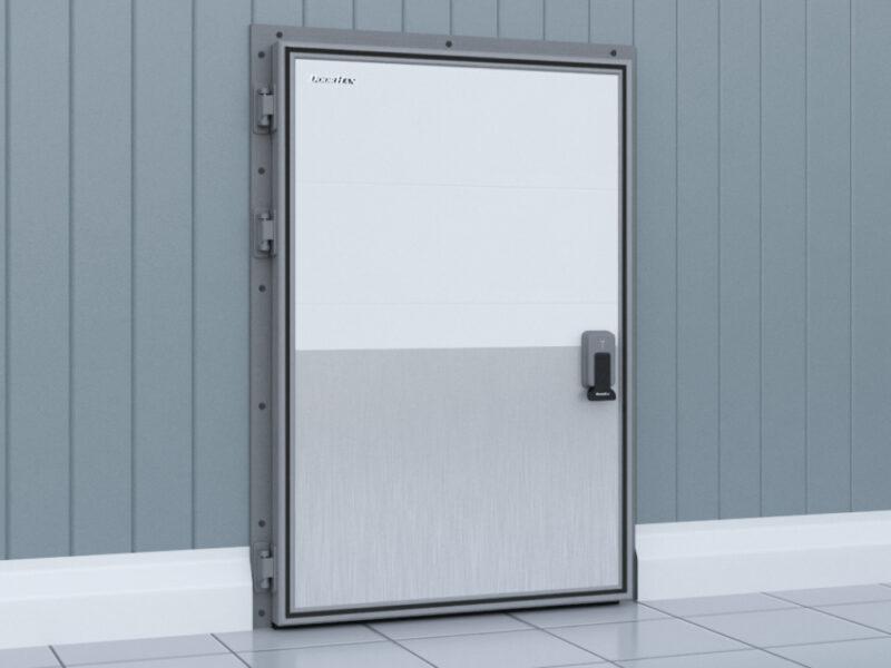 Дверь распашная для холодильных помещений