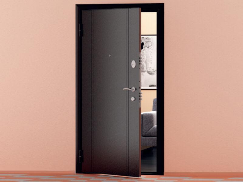 Двери металлические «Ламистайл» в Москве купить
