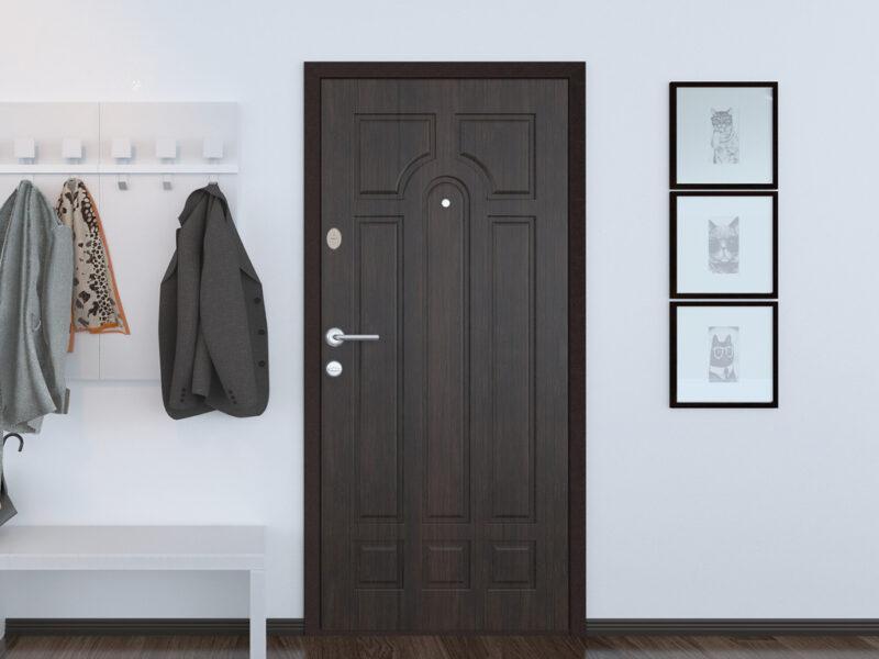 Двери металлические «Премиум» в Москве купить