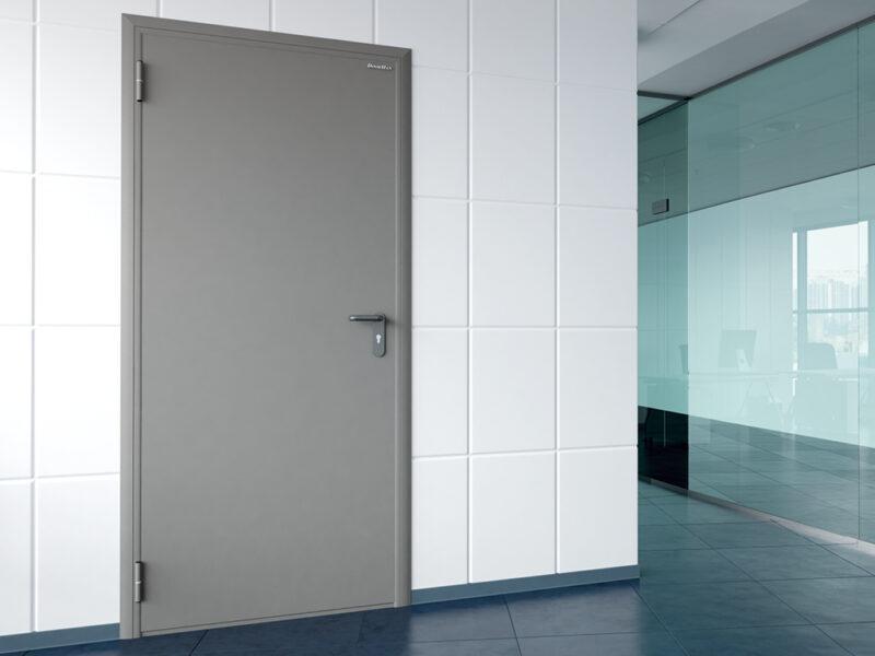 Двери технические одностворчатые DoorHan Москва купить
