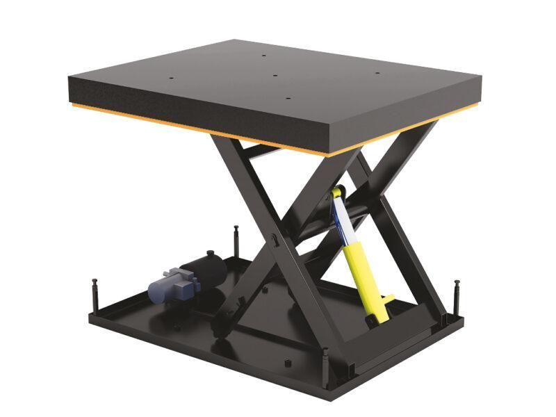 Подъемный стол с одной парой ножниц купить