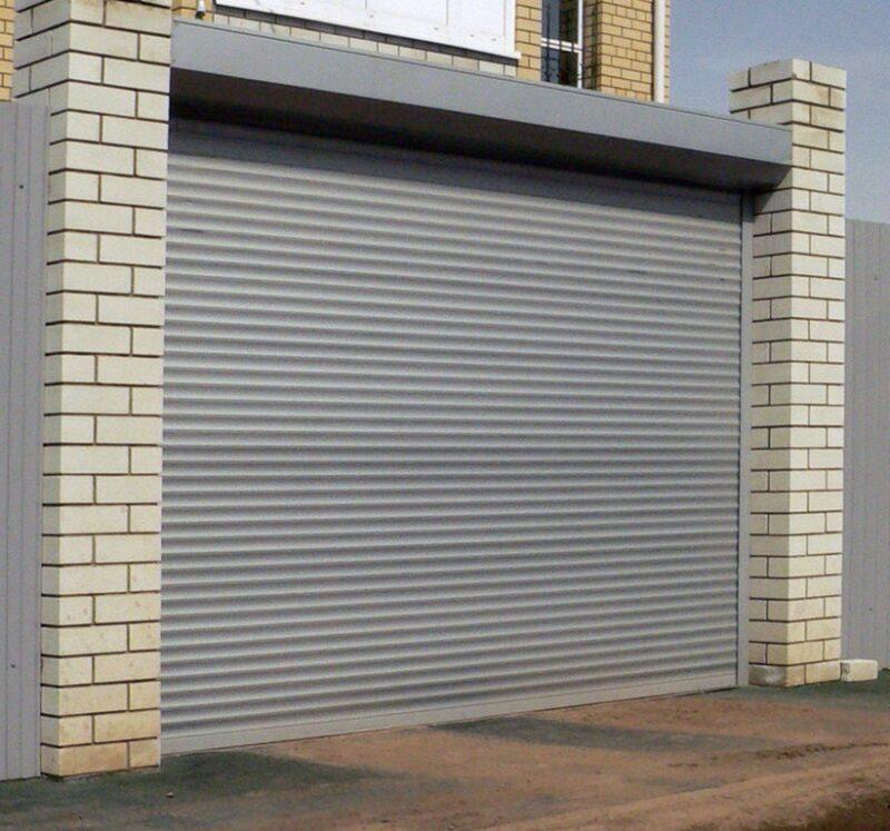 Рулонные ворота для гаража Москва купить