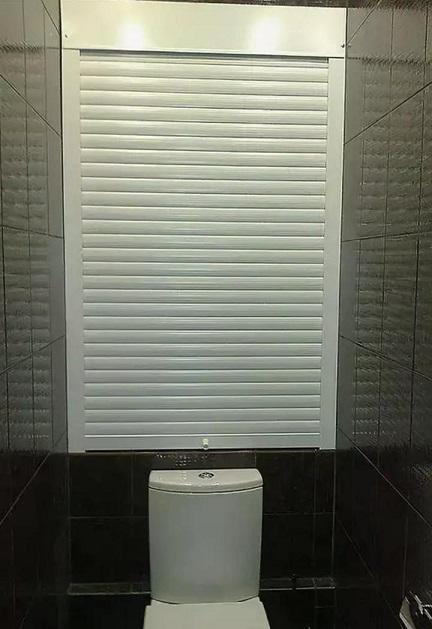 Рольставни для туалета в Москве и области купить