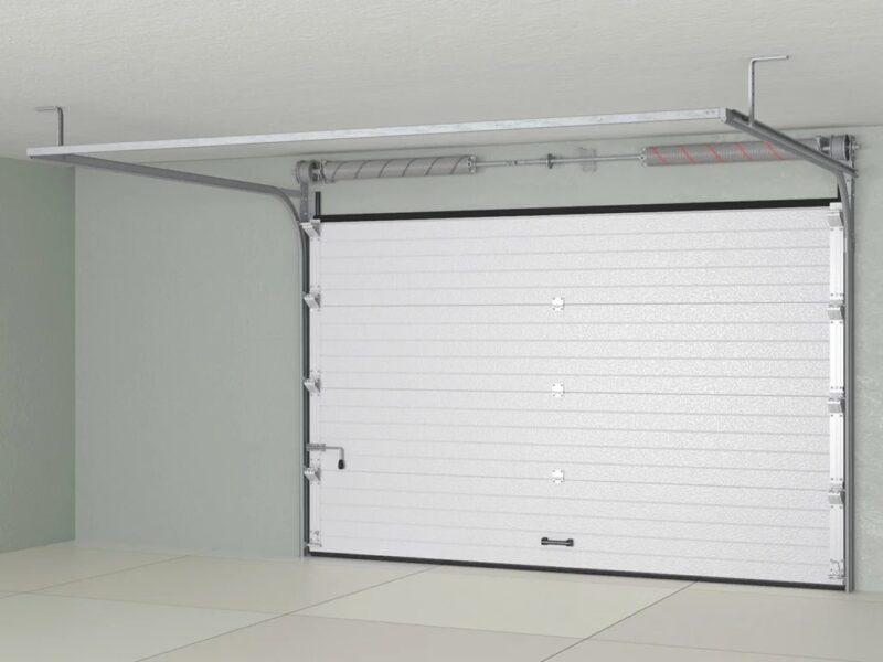 Секционные гаражные ворота DoorHan в Москве и области купить