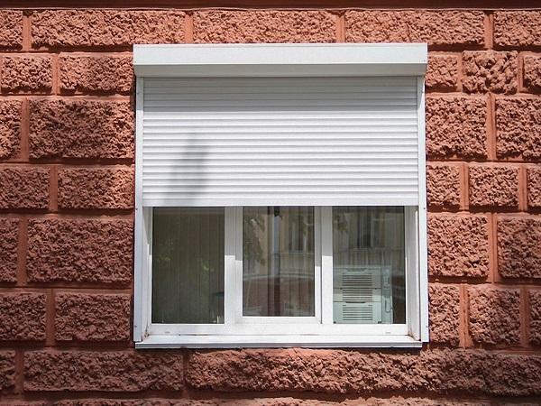 Рольставни на окна в Москве и области купить